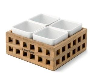 Trip Trap pantry bakke med gravering